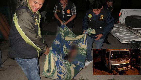 Carabayllo: Volquete se despista y mata a mamita cuando iba a comprar