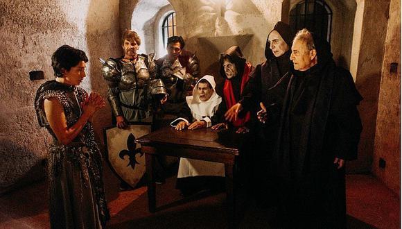 """Obra """"La Alondra: Juana de Arco y su epopeya de la fe"""""""