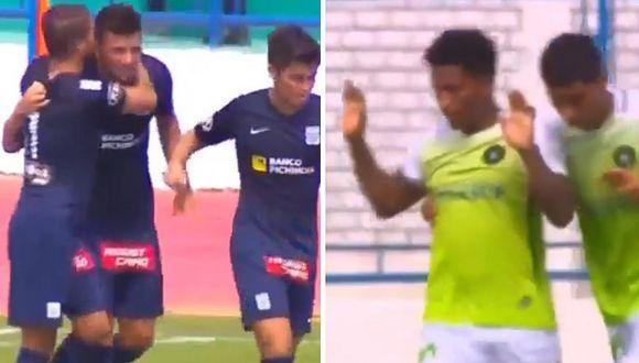 Alianza Lima empata a Pirata FC 2-2 - EN VIVO