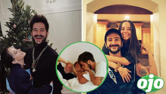 Camilo y Evaluna serán padres. Foto: (Instagram/@camilo | Captura/YouTube).