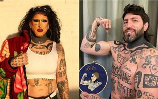 Diego Garijo: El boxeador que se convierte en 'Drag Queen' de noche para presumir sus tacos y pelucas