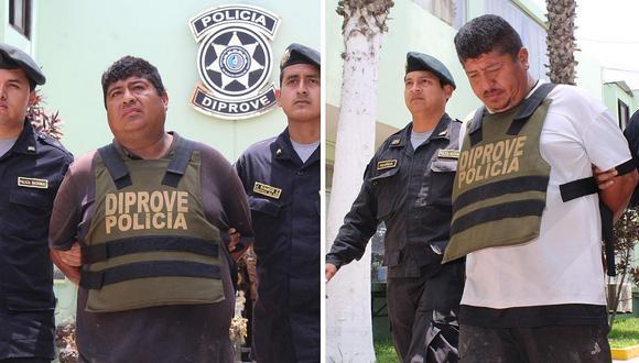 """Policía desarticula banda de extorsionadores """"Los Malditos de las 50"""""""
