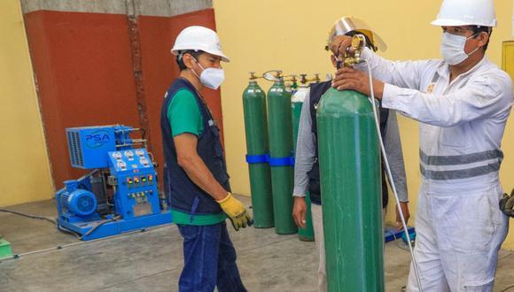 Áncash: la planta adquirida requirió una inversión superior a los 600 mil soles. (Foto: Municipalidad Provincial del Santa)