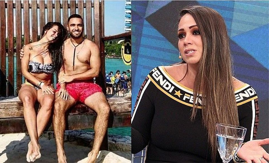 "Melissa Klug ""cuadra"" a Magaly Medina y sale en defensa de Ítalo Valcárcel (VÍDEO)"