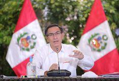 Martín Vizcarra se reduce sueldo por tres meses a causa de la crisis sanitaria por el coronavirus