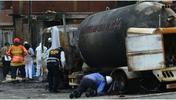 Tragedia en Villa El Salvador: Se eleva a 30 la cifra de fallecidos por explosión de cisterna | VIDEO