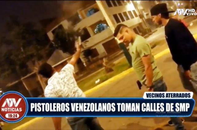 Venezolanos en Perú   Criminales serían enviados por Nicolás Maduro para generar rechazo   Carlos Scull   Venezuela web ojo   POLICIAL   OJO