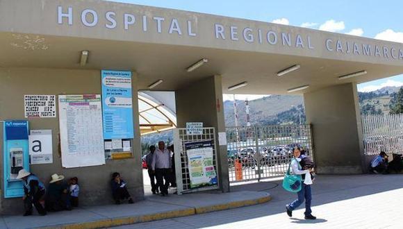 Cajamarca: Defensoría recomienda enviar médicos especialistas para tratar el COVID-19 (Foto referencial).