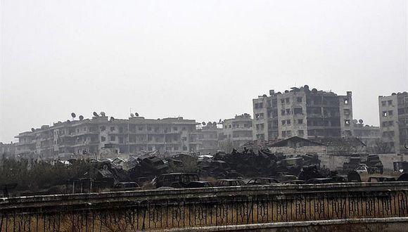 Rusia da por reconquistada Alepo en medio de la indignación de Occidente