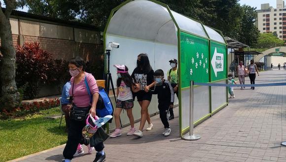 El Parque de las Leyendas reabrirá sus puertas tras la finalización de la cuarentena. (Foto: Municipalidad de Lima)