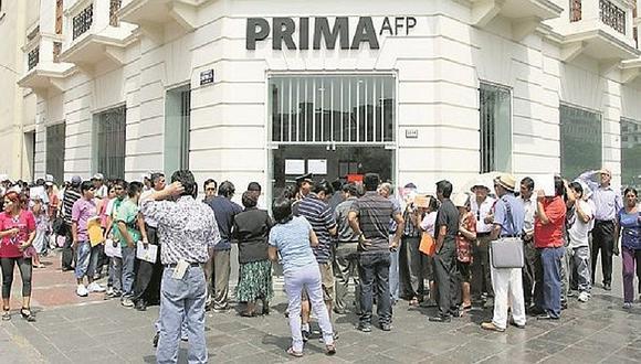 AFP: Afiliados podrán recibir su dinero en un máximo de 10 días hábiles