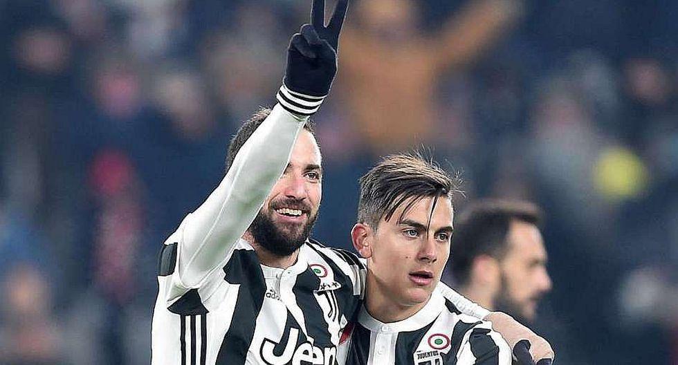 Paulo Dybala se reivindica con doblete en triunfo de la Juventus
