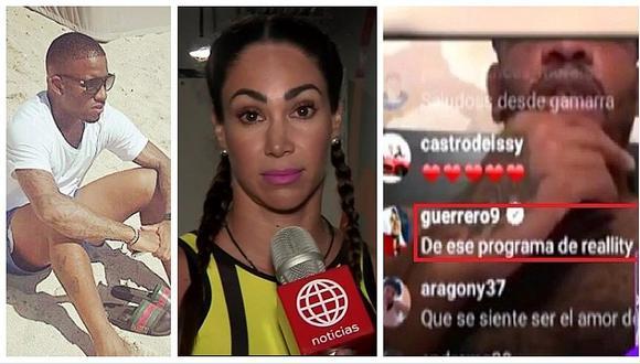 Melissa Loza sorprende con respuesta a Jefferson Farfán sobre posible romance