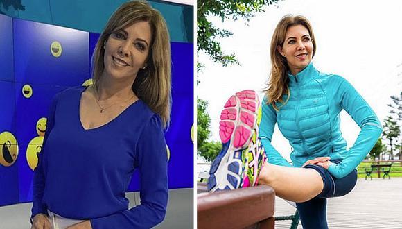 Maritere Braschi comparte su rutina de abdominales para mantener su figura | VIDEO