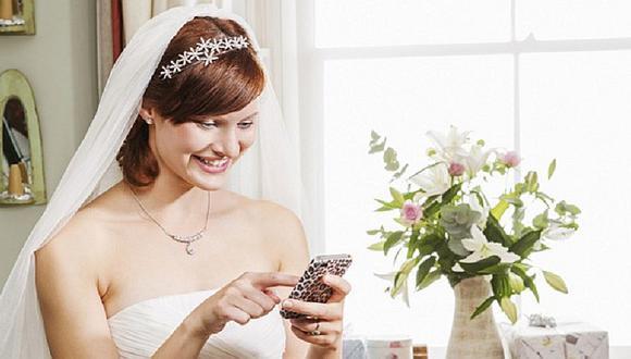 ¿Organizar una boda? Conoce 4 apps que te ayudarán en esta travesia