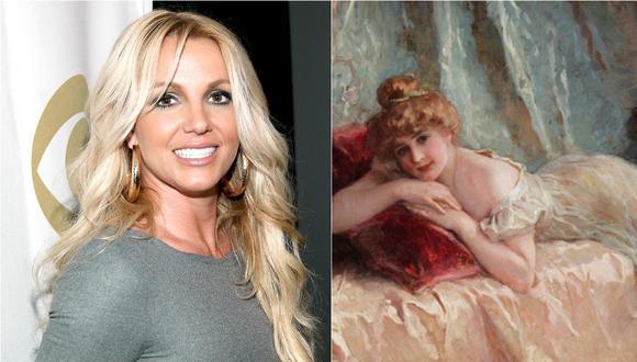Britney Spears resalta gusto por obra de pintor peruano y la comparte en redes [FOTOS]