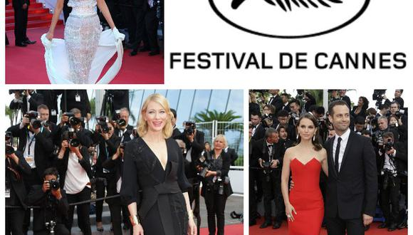 ¡Que tal estilo! El TOP 7 de las celebs mejores vestidas del festival de Cannes en los últimos años [FOTOS]