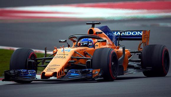 McLaren vuelve a temblar porque falla su auto con motor Renault