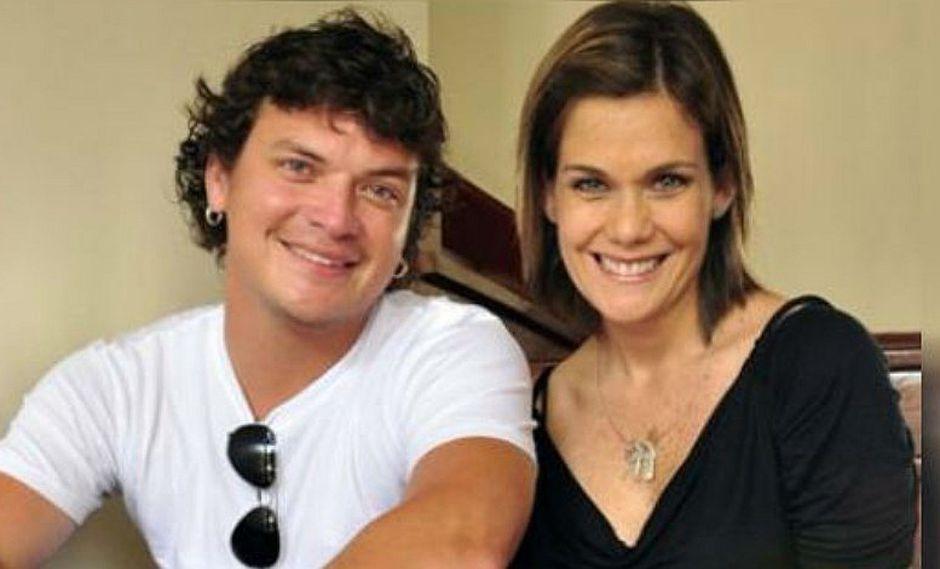 Daniela Sarfati y su esposo protagonizan tierna imagen familiar junto a mascota