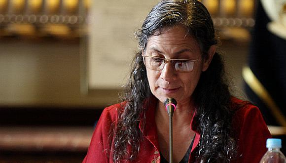Ministra Patricia Salas: 'Estamos preparados contra Conare'