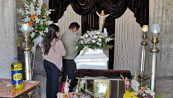 Arequipa: Comerciante muere asfixiada en sauna casero que instaló en su casa.