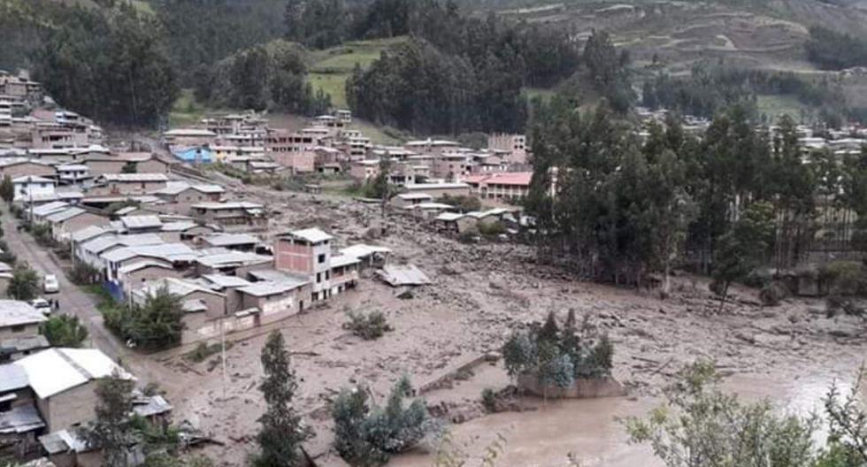 La Municipalidad Provincia de Marañon trasladó a las familias damnificadas al coliseo de Huacrachuco, donde pernoctaron la noche de ayer.