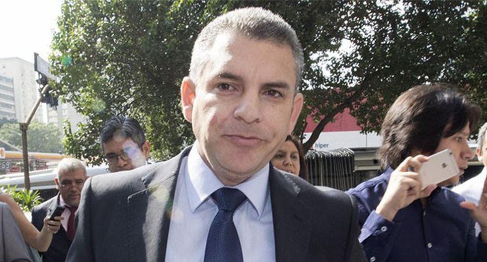 Rafael Vela Barba aseguró que serán rigurosos con Odebrecht si es que no reconoce su culpabilidad en el caso Gasoducto. (Foto: Anthony Niño de Guzmán / GEC)
