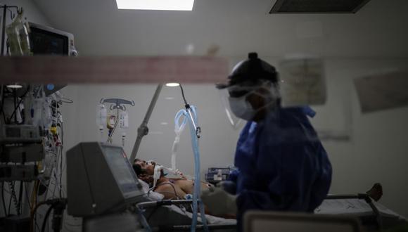 11 mil 900 peruanos en lista de espera por un órgano: Trasplantes pararon por el Covid-19  EFE/ Juan Ignacio Roncoroni/Archivo