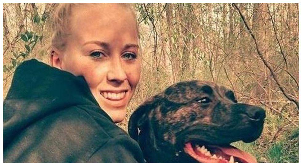 Mujer fue devorada por sus dos perros pitbulls