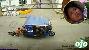 """Mujer se aferra a mototaxi para evitar que le roben: """"Como los vecinos no me ayudaban, solté la moto"""""""