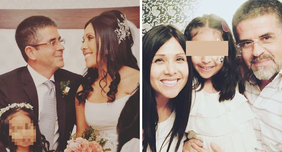 Rodríguez recordó su boda. (Foto: @tulaperu)