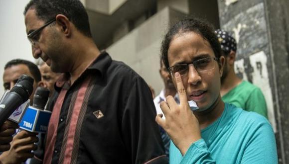 Egipto: Estudiante símbolo denuncia fraude porque sacó cero en todos sus exámenes