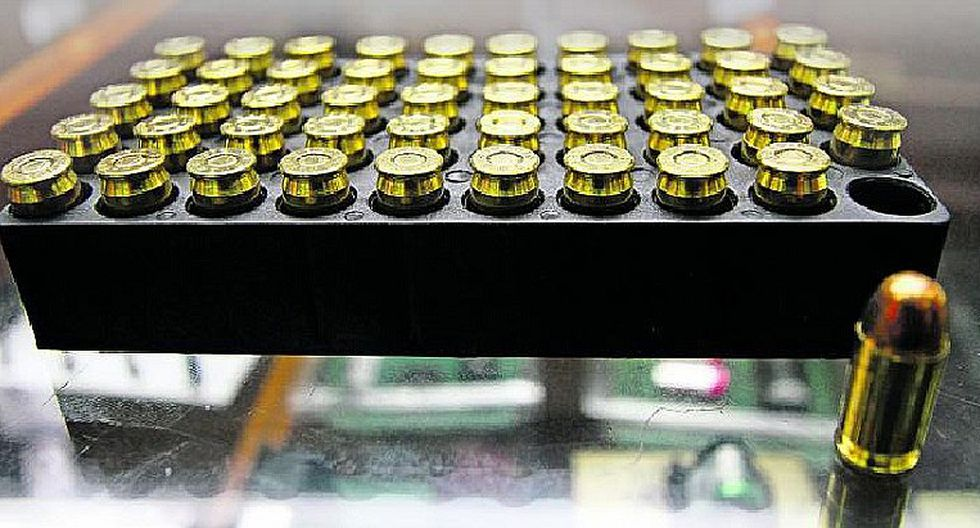 Mininter cancela 183 mil licencias para usar armas