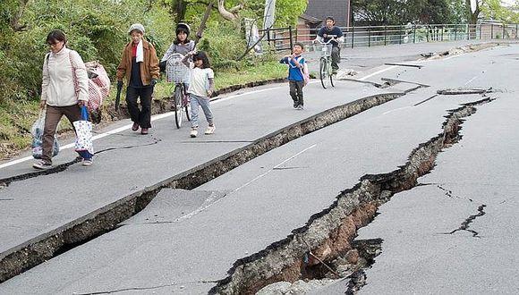 Japón: Nuevo sismo de 6,1 grados se registra sin alerta de tsunami