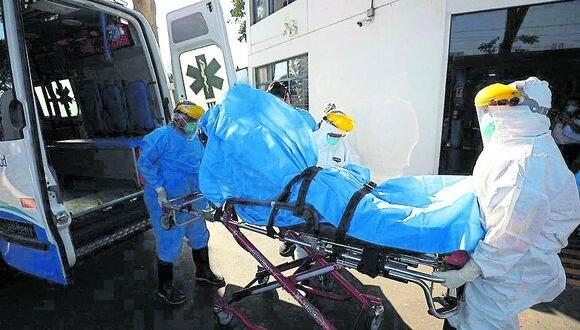 Huánuco: la galeno se encontraba entubada a un ventilador mecánico en la Unidad de Cuidados Intensivos (UCI)