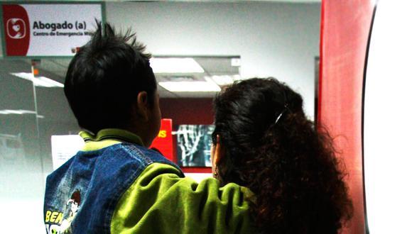 Las madres son en su mayoría el principal demandante por pensión de alimentos. (Foto: Andina)
