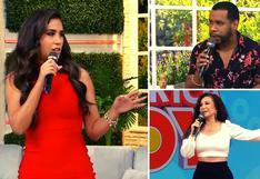 """Melissa Paredes retorna a la TV y se enfrenta a 'Giselo': """"Hipócrita número uno"""""""