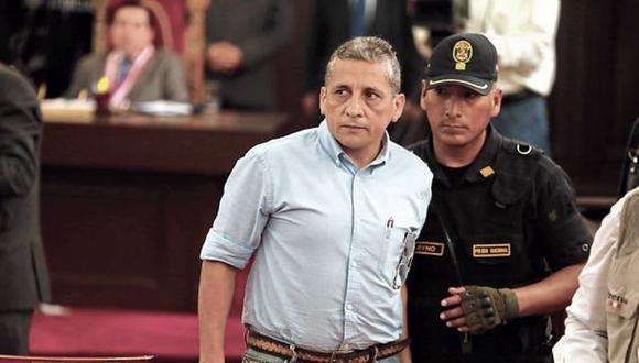 Antauro Humala cumple una condena de 19 años por los delitos cometidos durante el 'andahuaylazo'. (Foto: USI)