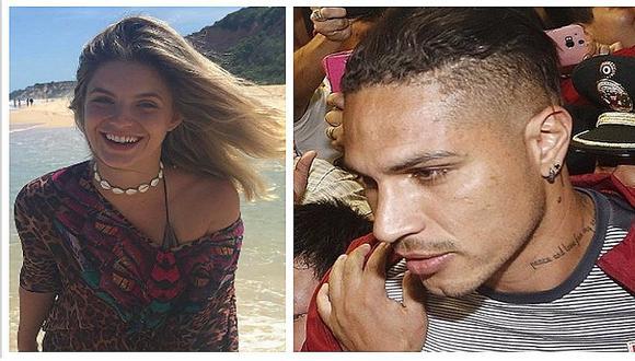 Paolo Guerrero: Thaisa Leal por fin reaparece tras suspensión del depredador (FOTO)