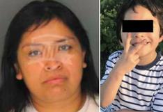 Mujer de 39 años es acusada de dejar morir de hambre al hijo de su pareja