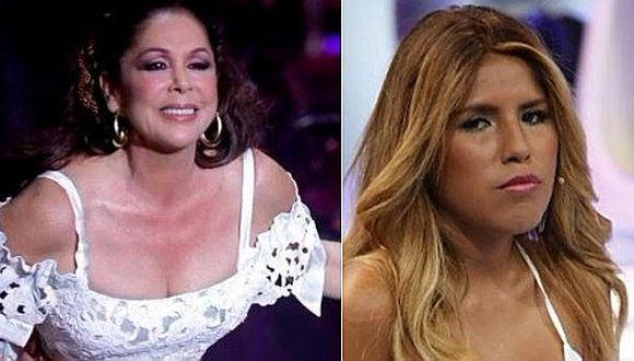 Isabel Pantoja despide de su empresa a su hija Chabelita