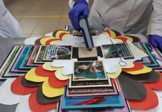 Los Olivos: mafia pretendía enviar a España más 4 kilos de cocaína impregnada en un caja de regalos
