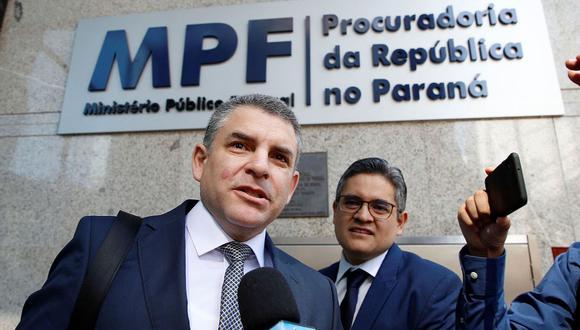 Rafael Vela Barba había adelantado que el 10 y 11 de marzo volverán a interrogar a Jorge Barata. (Foto: EFE)