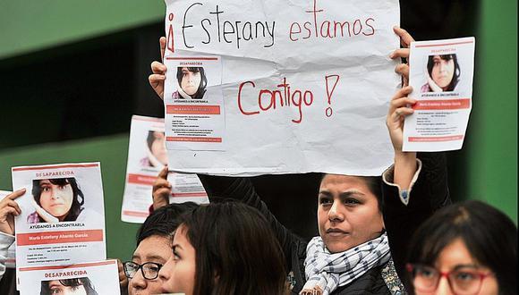 Más de 2 mil denuncias por desaparición solo en los primeros 4 meses del año