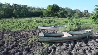 Lagunas de Honduras desaparecen por mano del hombre y el cambio climático