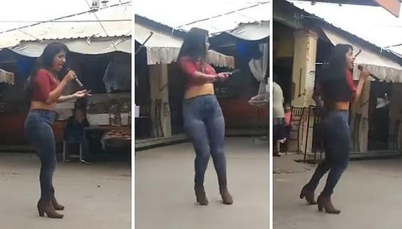 Jovencita sorprende con su imitación de Selena Quintanilla (VIDEO)
