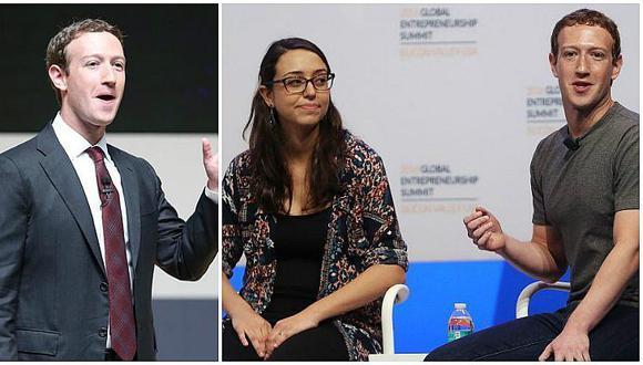 Mark Zuckerberg: creador de Facebook nombra a peruana en su discurso de APEC