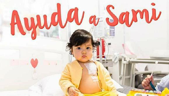 Bebita de 11 meses lucha contra la leucemia y ¡necesita trasplante de médula!