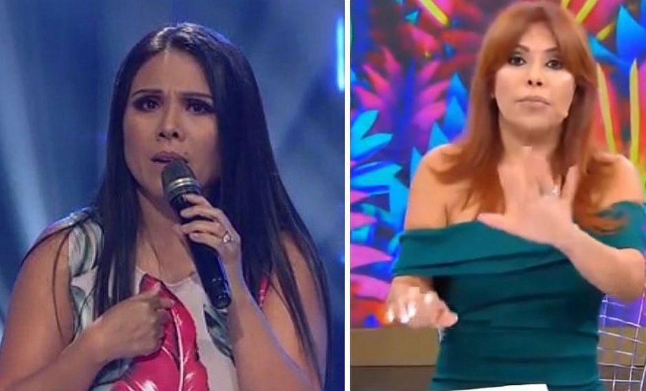 Magaly Medina asegura que discurso de Tula Rodríguez fue melodramático