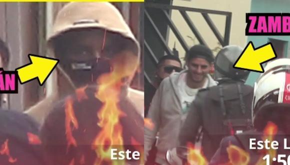 Los jugadores de la selección peruana son el gran anuncio del programa de 'Peluchin' para este lunes (Foto: Captura de pantalla)
